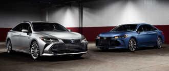 Совершенно новый седан Toyota Avalon 2019 – Автожурнал MyDucato
