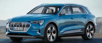 Audi e-tron 2019 – фото и цена, характеристики электрического Ауди е-трон 2020