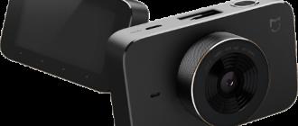 Видеорегистратор Xiaomi Mi Mijia Car Mi DVR и регистратор Xiaomi Yi 1080P Car WiFi DVR, что выбрать, отличия и сходства