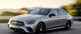 Мерседес Е-класс 2020 цены модели, новый кузов, комплектации, фото, видео