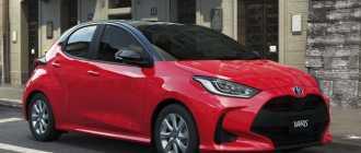 Toyota Yaris LX 2020: цена, комплектации, характеристики, фото, дата выхода
